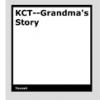 KCT--Grandma's Story by Georgia Hudson