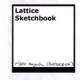 Lattice::Sydney Sketchbook by Matt Huynh