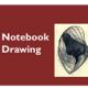 Notebook Drawing by Zea Morvitz