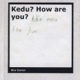 Kedu? scanned eNotebooks by children of Umologho