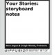Sutton Grapevine: Youth Group Storyboard by Alice Angus & Orlagh Woods