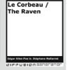 Le Corbeau / The Raven by Edgar Allan Poe tr. Stphane Mallarm