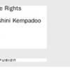 Sole Rights by Roshini Kempadoo