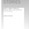 Aerial Stories: notes about gravity, bodies and the view out the window by Louise K Wilson
