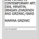 Hybrid Spaces & Forms in Contemporary Art by Marina Grzinic