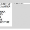 The Fact of the Matter by Anne Tallentire & Monica Ross