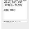 Immigration, Memory, Place by John Foot