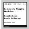 Robotic Feral Public Authoring: Pollution Mapping Workshop by Proboscis