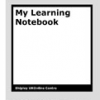 My Learning eNotebook by Kevin Harris