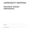 Havelock Community Mapping eNoteBook by Proboscis