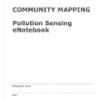 Robotic Feral Public Authoring: Pollution Sensing eNotebook by Proboscis