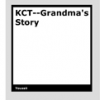 KCT–Grandma's Story by Georgia Hudson