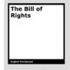 1689 Bills of Rights