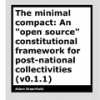 The minimal compact by Adam Greenfield