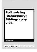 Bibliography v.1