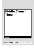 Kiddie Crunch Time