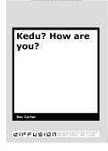 Kedu? How are you?