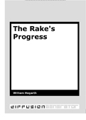 Rake\'s Progress by Hogarth