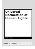 Un universal declaration of human rights summary